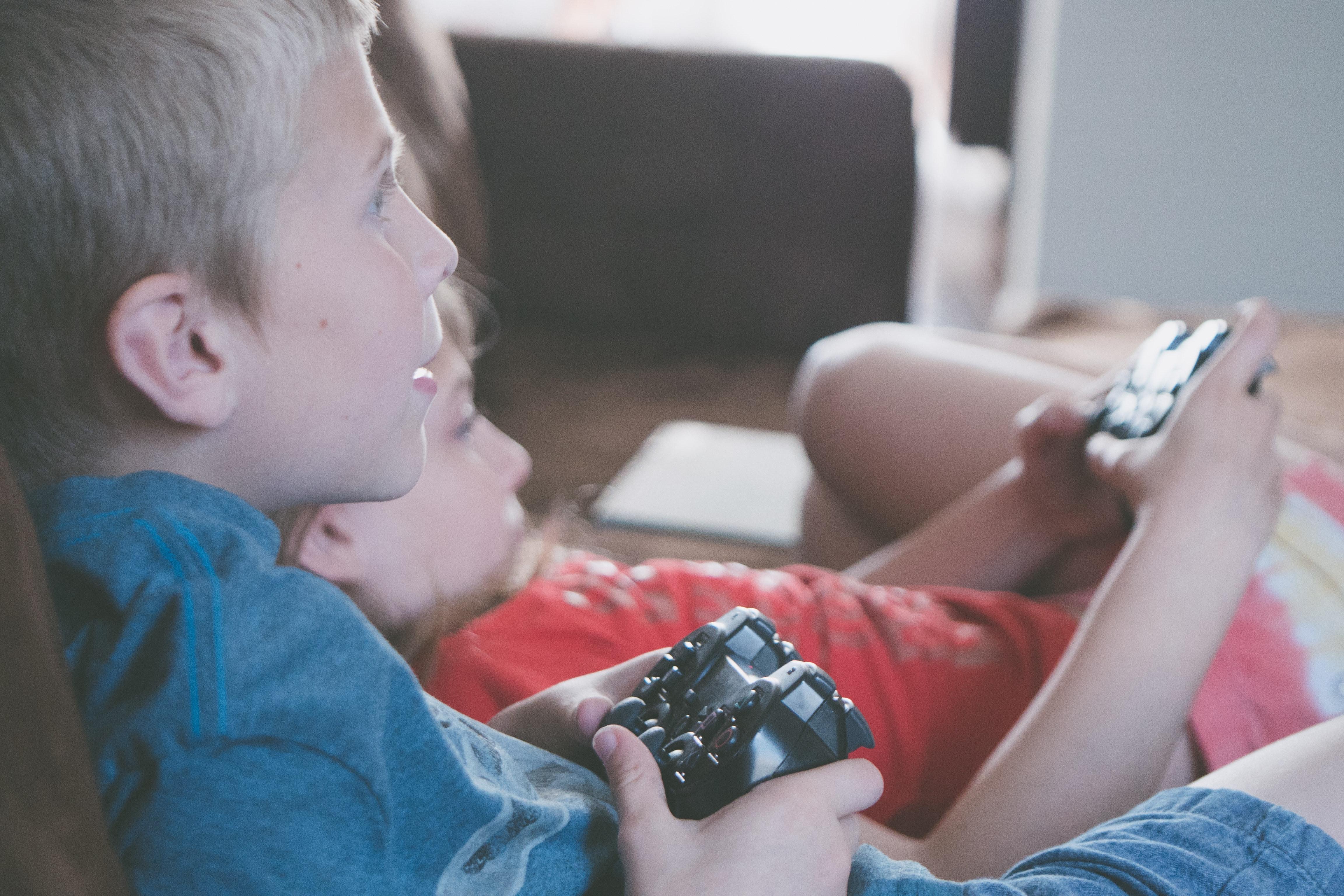 niños adicción videojuegos