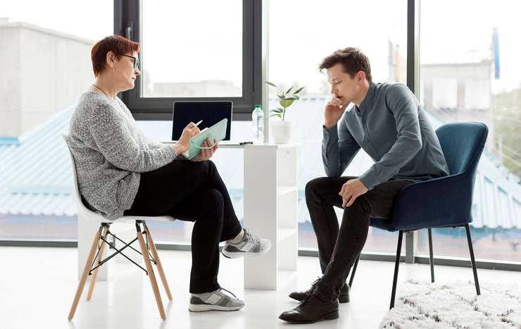 Psicólogo online vs presencial