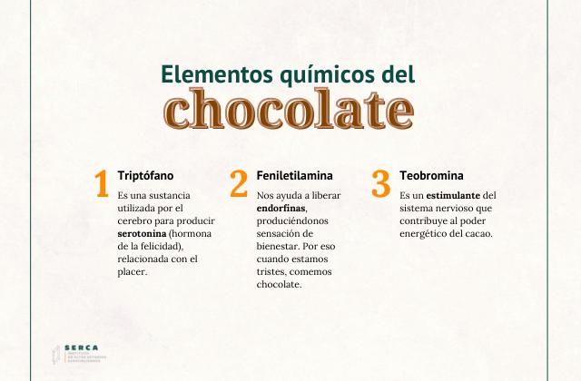 por que el chocolate nos genera felicidad